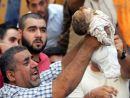 0. Прошлой ночью сектор Газа подвергся самому жестокому обстрелу с начала израильской агрессии.