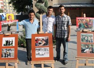 Doğu Türkistan katliamı fotoğraflandı