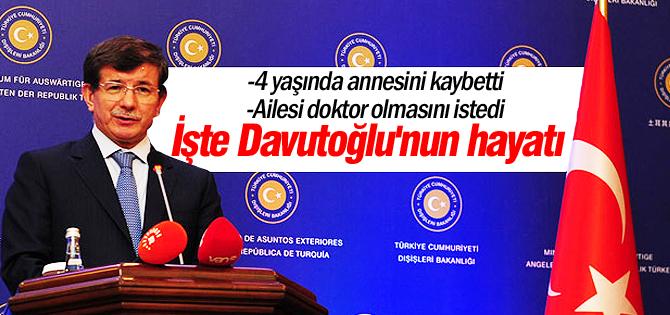 Ahmet Davuto�lu kimdir?