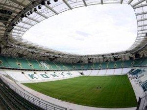Beşiktaş-Trabzonspor maçı Konyada oynanacak
