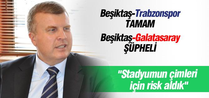 Şan: Beşiktaş tamam, Galatasaray görüşülecek