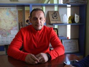 Ars Park Sanayispor'da şampiyonluk sevinci
