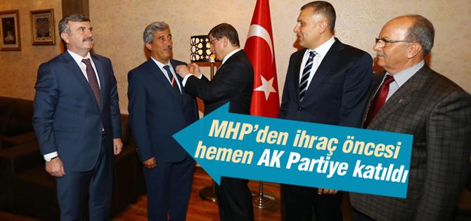 Akören Belediye Başkani resmen AK Partide