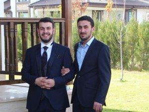 Büyükserin ailesinde düğün mutluluğu