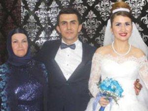 İbrahim Karabacak oğlunu evlendirdi