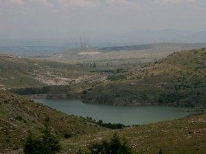 Sille Himmet Ölçmen Barajı göl oluyor