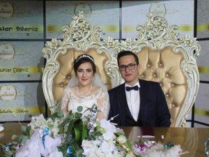 Harman ailesinin düğün mutluluğu