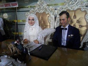 Ödemiş Ailesinin düğün mutluluğu