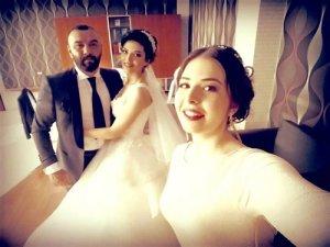 Kara ve Bozdemir ailesinin mutlu günü