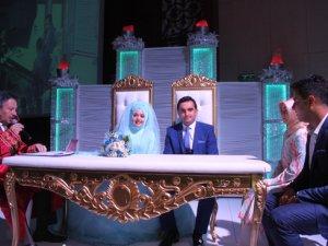 Altuntaş Ailesinin düğün mutluluğu