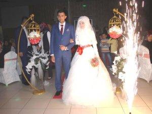 Gazeteci Mehmet Bedenli evlendi