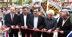 Hurma temalı ilk kafe Havzan'da açıldı
