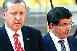 Erdoğandan Davutoğluna sert sözler