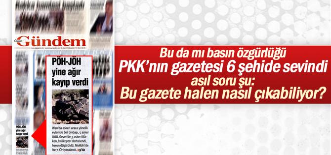 PKK gazetesi halen nasıl çıkabiliyor?