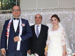 Fikret Kaçar  oğlunu evlendirdi