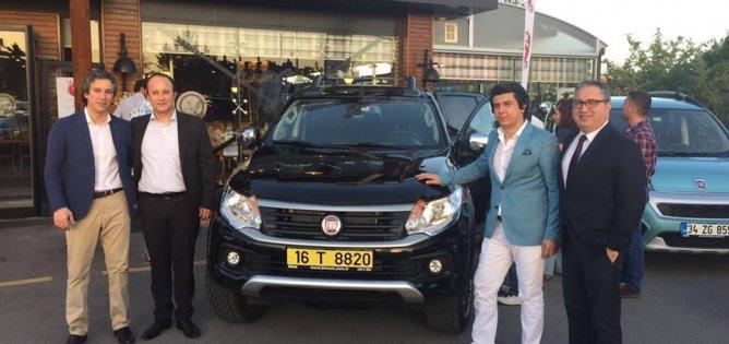 Fiat,  yeni Fullbacki tanıttı