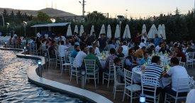 Ali Şevval Gruptan anlamlı iftar yemeği