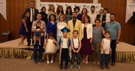 AKD Kids ilk mezunlarını verdi