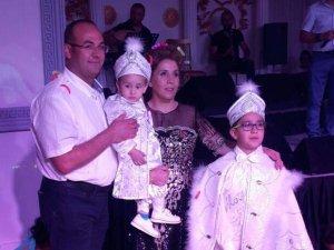 Belgin ailesinin sünnet mutluluğu