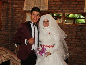 Ramazan ve Rabia mutluluğa 'evet' dedi