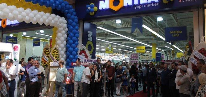 Montea Konya Mağazası Açıldı