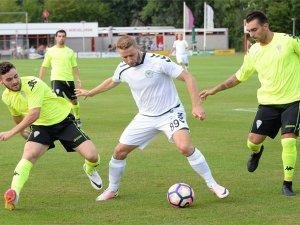 Konyaspor Cordoba karşısında kaybetti
