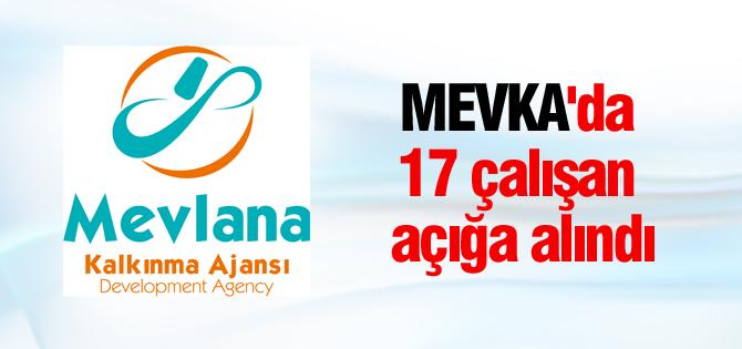 MEVKAda 17 Çalışan Açığa Alındı