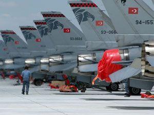 Yeni nesil savaş uçakları Konya'da konuşlanacak