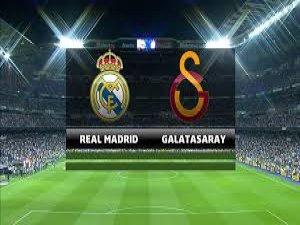 Galatasaray Real Madird karşısında