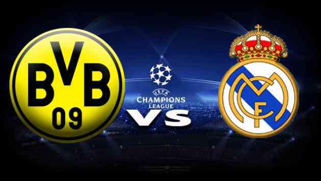 Real Madrid İle Borussia Dortmund Maçı Ne Zaman Saat Kaçta ?
