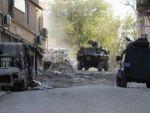 Silvanda teröristlere ev ev operasyon