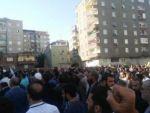 Diyarbakır sokakları Kahrolsun PKK sloganıyla inledi