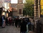 Diyarbakırda savcı ve heyete ateş açıldı!
