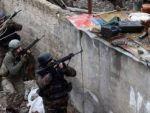 PKKlı teröristler kanalizasyonda öldürüldü!
