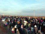 100 bin Suriyeli sınırımızda!