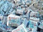 Sözcü gazetesi kağıt hurdacısına satılıyor