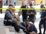 Polisler arkadaşları için gözyaşı döktü