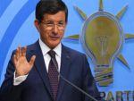 AK Parti'de MYK üyeleri Davutoğlunu bekliyor