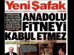 Yeni Şafak AKPnin Kongre Kararını Böyle Gördü