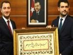 Erdoğana sürpriz başdanışman