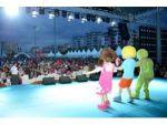 Çocuk Festivali On Binlerce Çocuğu Ağırladı