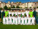 Konyaspor U13 Finalde kaybetti