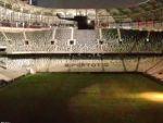 Darbeciler Beşiktaşın stadına helikopterle indiler