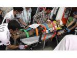 Afgan çobanlar arasında kavga: 1 Yaralı